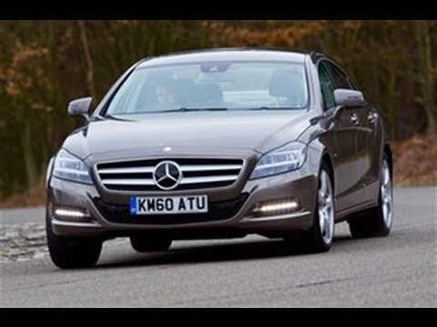 [Autocar] Mercedes-Benz CLS 90sec video review