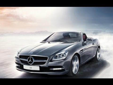 [자동차 시승기] 메르세데스 벤츠 SLK( Mercedes Benz SLK test drive)