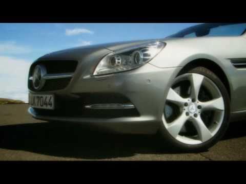 [MotorTrend] 2012 Mercedes-Benz SLK350 - First Drive