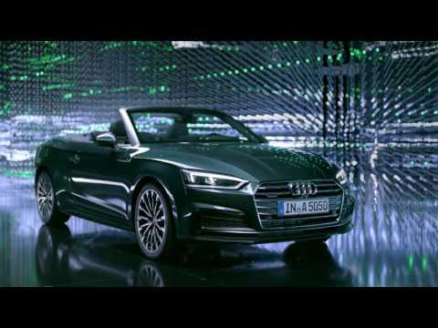 [오피셜] Audi A5 Cabriolet