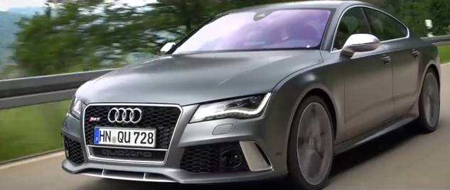 2014 Audi RS7: Top Speed Bahnstorming in Germany! - Ignition Ep. 80