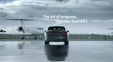 아우디 AUDI A8 L