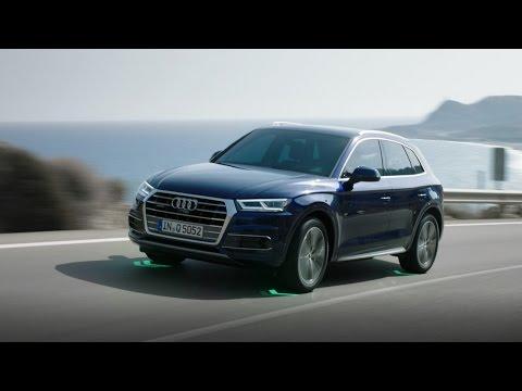 [오피셜] Audi Q5 Allrandantrieb quattro mit ultra-Technologie