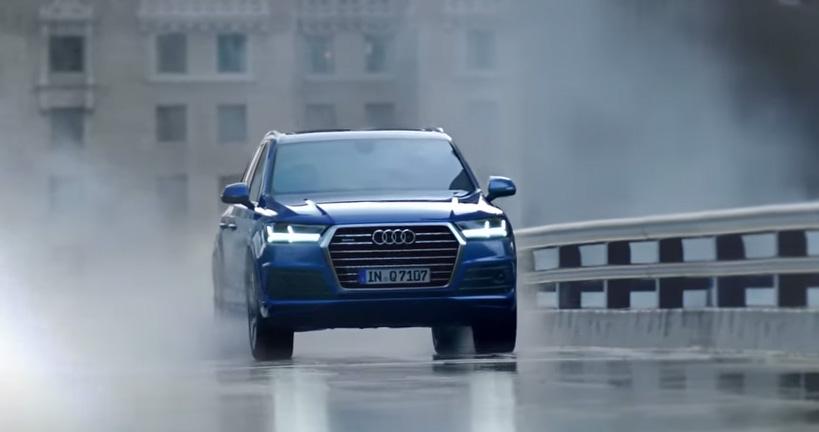 Der Audi Q7 TV-Spot