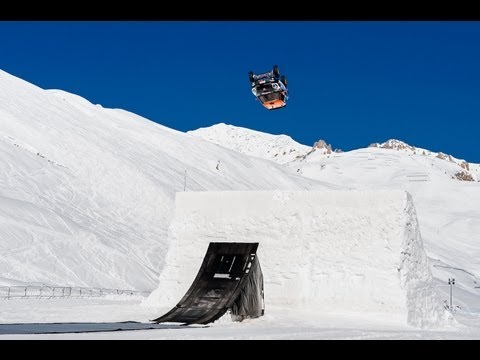 We`ve Landed: Daredevil Chicherit`s Full MINI Backflip
