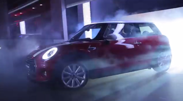 The New MINI. The New Original. Launches in Shanghai