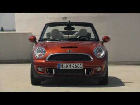 The New Mini Cooper S cabrio 2011