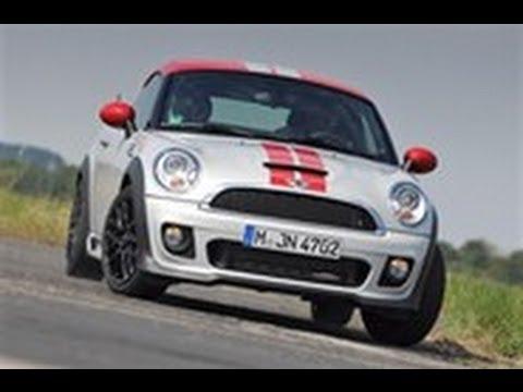 [Autocar] Mini Coupe JCW video review