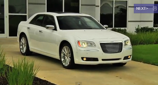 The New Chrysler 300C - Motown Muscle!
