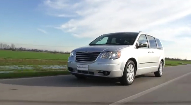 Chrysler Grand Voyager 2.8 Crd Limited - Autobaselli.it