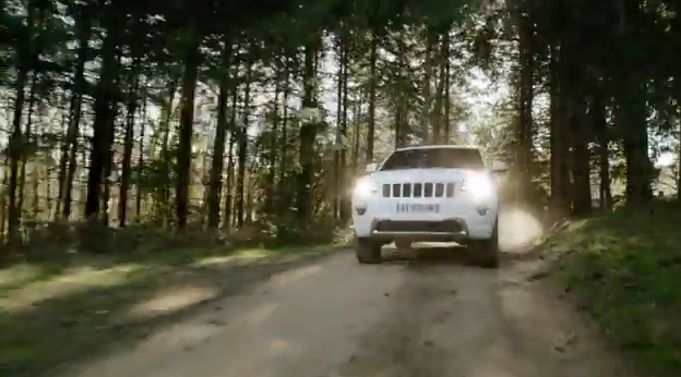 THE NEW GRAND CHEROKEE 2014
