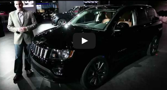 2014 Jeep Compass Preview