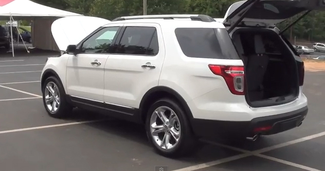 FOR SALE NEW 2012 FORD EXPLORER LIMITED!!