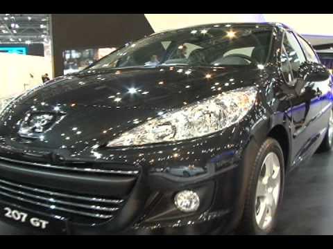 [2011서울모터쇼] 푸조 207 GT