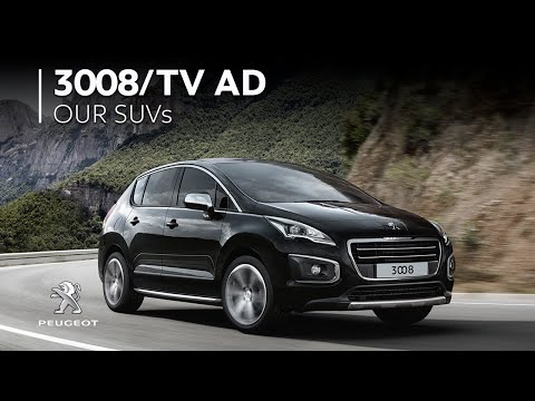 [오피셜] New 3008 TV ad