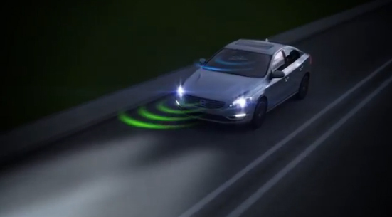 Active High Beam Control Overview -Volvo S60