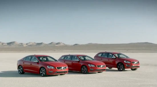 New Volvo S60, XC60 and V60 R-Design Press Conference - New York Auto Show