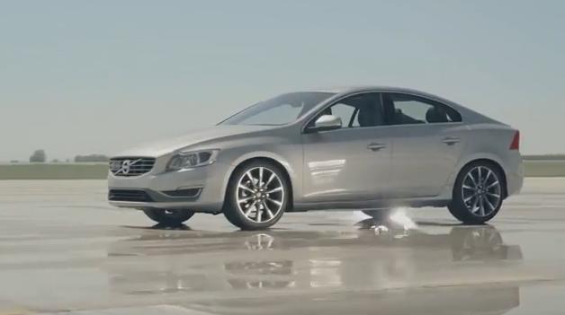 Design details - Volvo S60