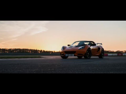 [Lotus Cars] Speed of Light - The Lotus Elise Cup 250