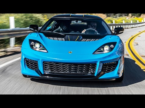 [YOUCAR] 2020 Lotus Evora GT – The Sound of Happiness (Only for North America)