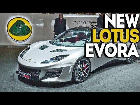 [YOUCAR] 2016 Lotus Evora 400