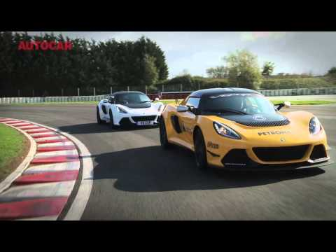 [Autocar] Lotus Exige V6 Cup - road car vs race car