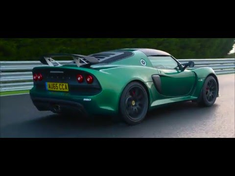 [Lotus Cars] Light is Right - The Lotus Exige Sport 350