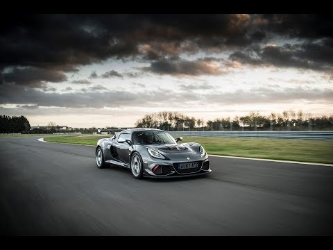 [Lotus Cars] Lotus Exige CUP 430 - Point to point supremacy