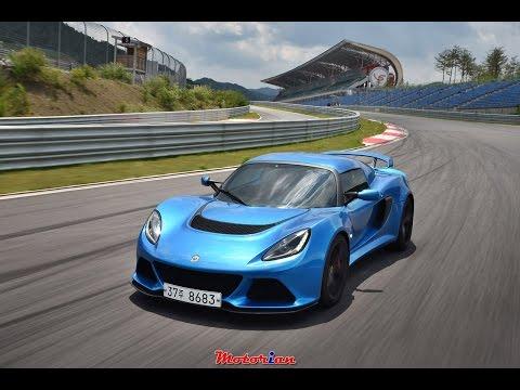 [모터리언] 로터스 뉴 엑시지 S 시승기, 350마력 신형, 인제 서킷, Lotus Exige S First Drive