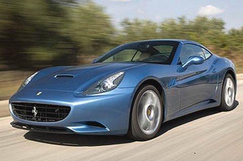 [Autocar] Ferrari California test drive