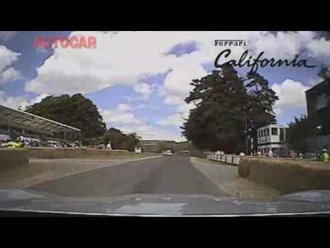 [Autocar] Goodwood FOS 2010 - On board the Ferrari California