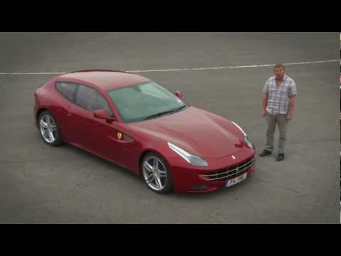 [Autocar] Ferrari FF - Will it drift?