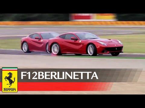F12berlinetta - International Media Test Drive