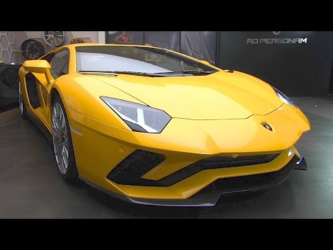 [YOUCAR] Aventador S - Interior and Exterior Design