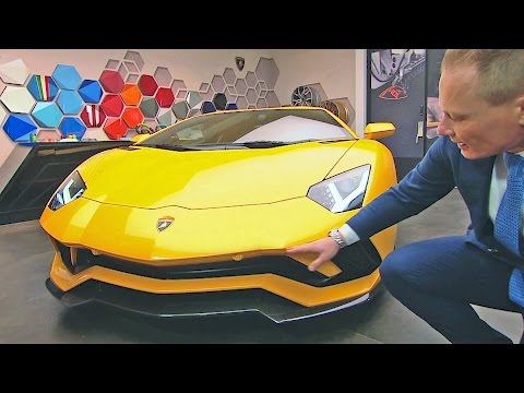 [YOUCAR] Aventador S - Walk-around