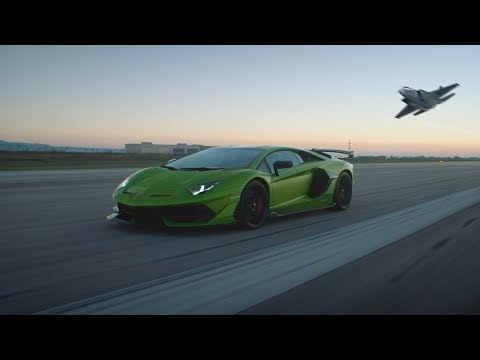 [오피셜] Aventador SVJ: shaping the future