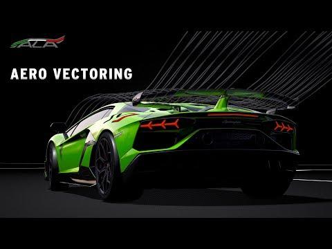 [오피셜] Behind the secrets of the Aventador SVJ: ALA 2.0 Aerodynamic System