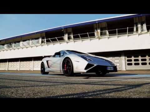 Lamborghini Gallardo LP 570-4 Squadra Corse - Full video.