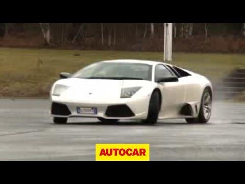 [Autocar] Will it Drift? Lamborghini Murcielago LP640