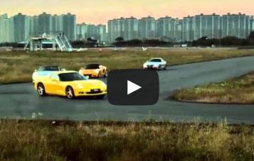 'Top Gear KOREA 3' Ep.5: [포르쉐 박스터S] 가감없는 연비대결!