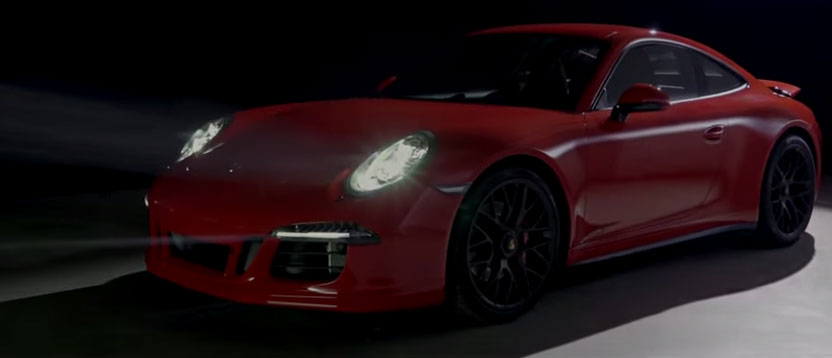 All that matters: Simon Hsieh meets the new 911 Carrera GTS