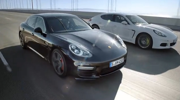 The new Porsche Panamera - Exterior Design