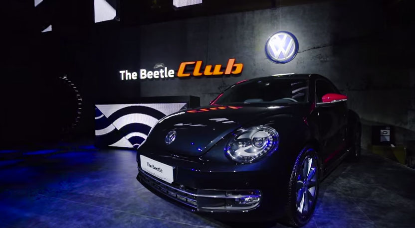 The Beetle Club. Black Friday