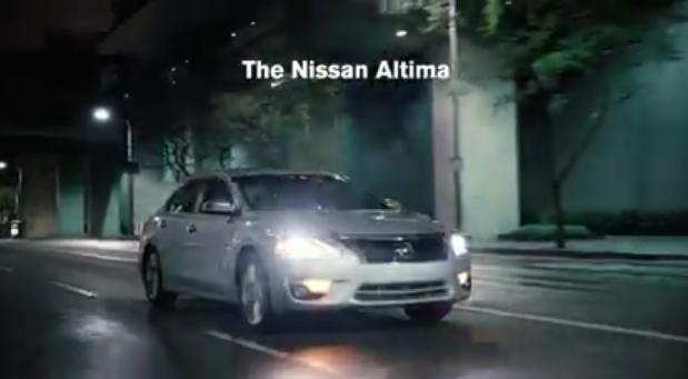 2014 Nissan Altima | Zero Gravity