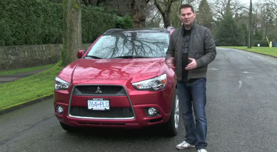 2012 Mitsubishi RVR GT review