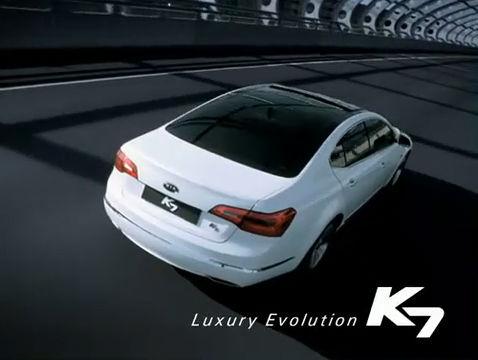 기아자동차 K7 CF