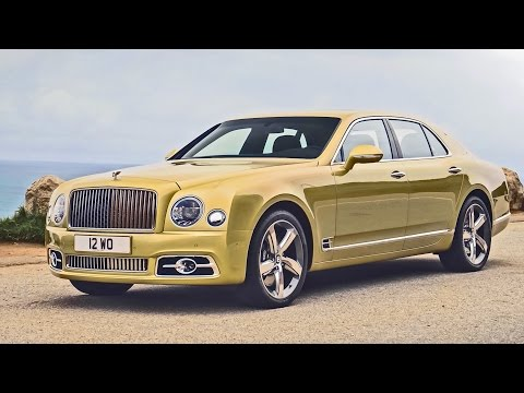 [YOUCAR] 2017 Bentley Mulsanne Speed - Interior and Exterior Design