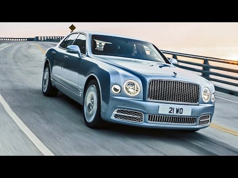 [YOUCAR] The New 2017 Bentley Mulsanne