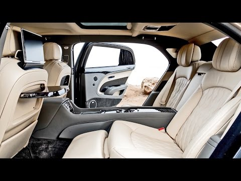 [YOUCAR] Bentley Mulsanne Extended Wheelbase (2017) Interior and Exterior Design