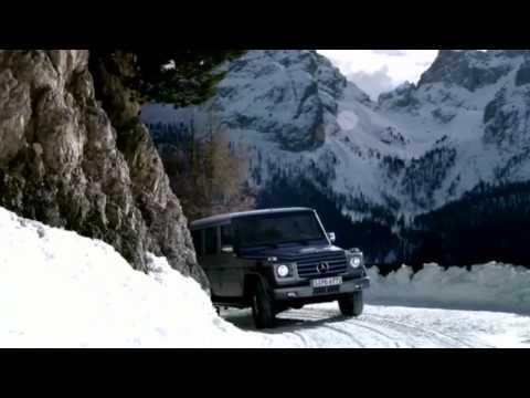 G-Class spot - Snow Flurry